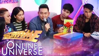 Defending champion Julius Cawaling talks about his foundation he supports   Showtime Online Universe