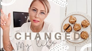 MY SIMPLE METHOD THAT CHANGED MY LIFE + Healthy dinners BTS of content creation