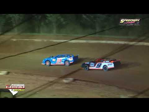 Full Feature $1500 to win  follow us on facebook https://www.facebook.com/pages/Speedway-Videos/208823702549862?ref=hl  All graphics ,video, photography are property of Richard Ford to use this video in a commercial player, advertising or in broadcasts, please email flipper-13@comcast.net for permission - dirt track racing video image