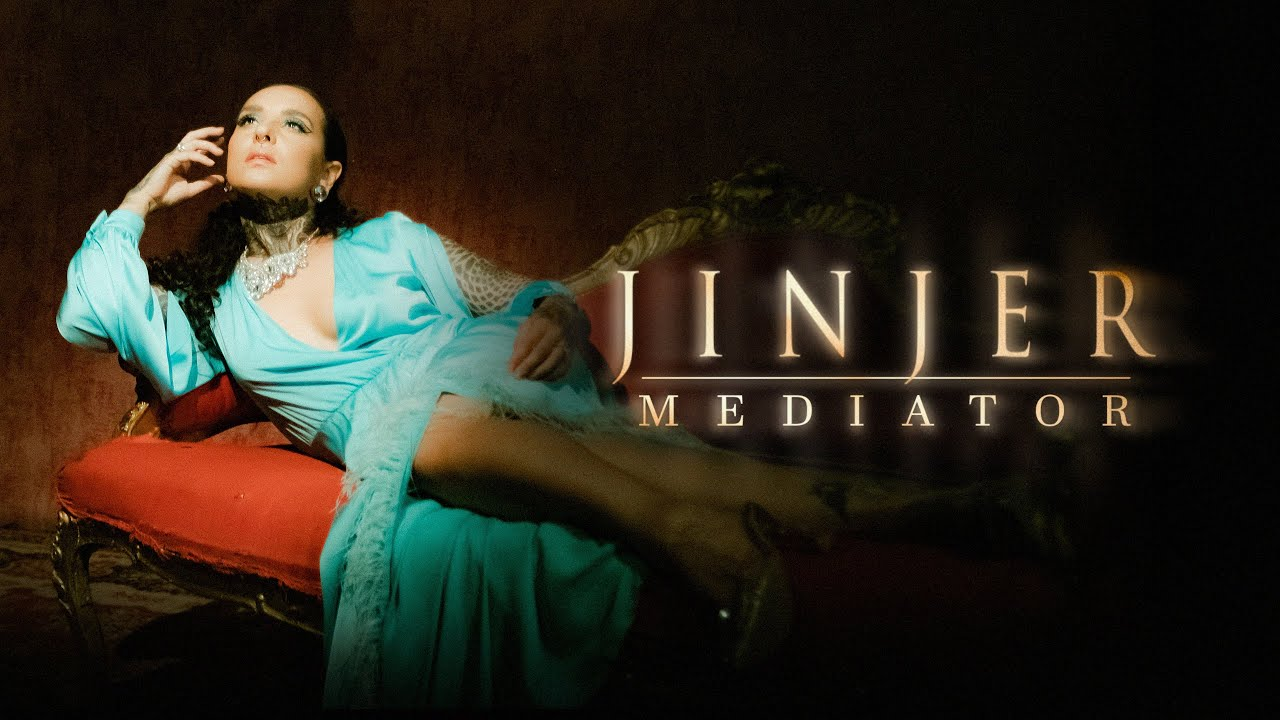 JINJER – Mediator (Official Video) | Napalm Records
