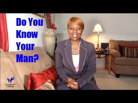 Do You Know Your Man?