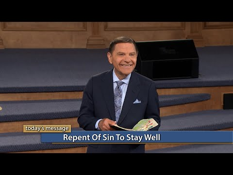 Repent of Sin To Stay Well