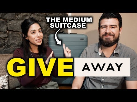 """Javi & Jo: On the Go Give""""Away"""" Giveaway Image"""