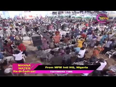 FRENCH MFM SPECIAL MANNA WATER SERVICE WEDNESDAY APRIL 29TH 2020