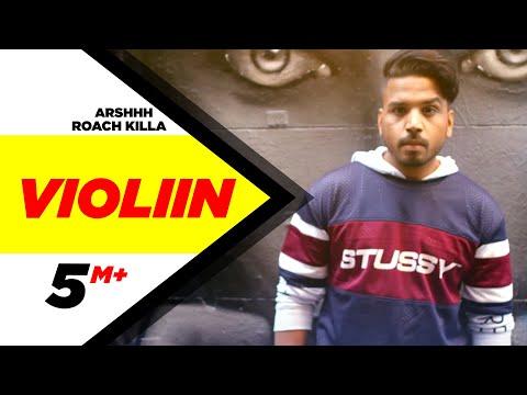 VIOLIN LYRICS - Arshhh ft. Roach Killa | Jaani | B Praak