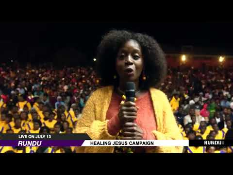 WATCH THE HEALING JESUS CAMPAIGN, LIVE FROM RUNDU, DAY 1.