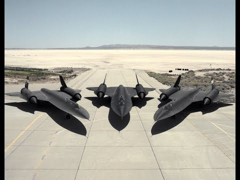 NASA released rare footage of the SR-71 — the fastest plane to ever exist - UCcyq283he07B7_KUX07mmtA