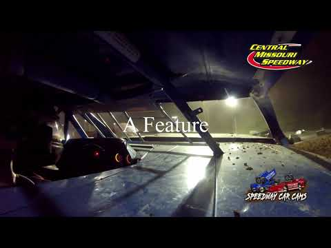 #61 Sturgis Streeter - B Modified - 6-19-2021 Central Missouri Speedway - In Car Camera - dirt track racing video image