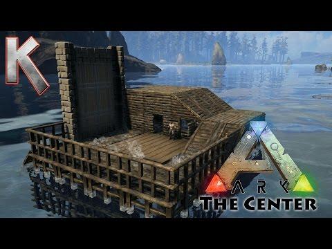 Epic BoatHouse Build! - Pooptopia - Season2 E4 - Ark Survival Evolved - UCCjyq_K1Xwfg8Lndy7lKMpA