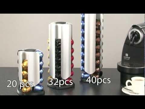 Otocný zásobník Tescoma PRESIDENT, pro 20 k. Nespresso