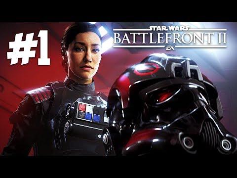 STAR WARS BATTLEFRONT 2 Campaign Gameplay Walkthrough, Part 1! (Star Wars Battlefront 2 Gameplay) - UC2wKfjlioOCLP4xQMOWNcgg
