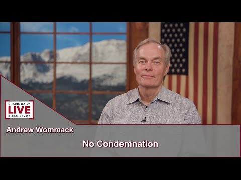Charis Daily Live Bible Study: Andrew Wommack - June 29, 2021