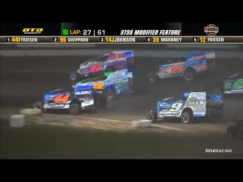 Short Track Super Series (7/22/21) at Utica-Rome Speedway - dirt track racing video image