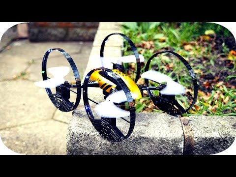 The Land, Air and Sea Remote Controlled Quadcopter! - UCMiJRAwDNSNzuYeN2uWa0pA