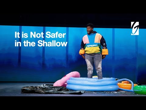 Gateway Church Live  Pastor Michael Todd  It is Not Safer in the Shallow
