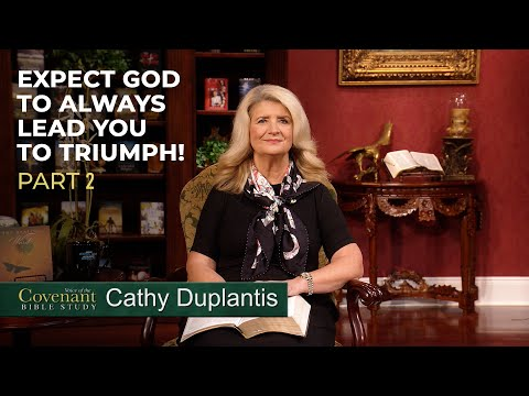 Voice of the Covenant Bible Study, June 2020 Week 2  Cathy Duplantis