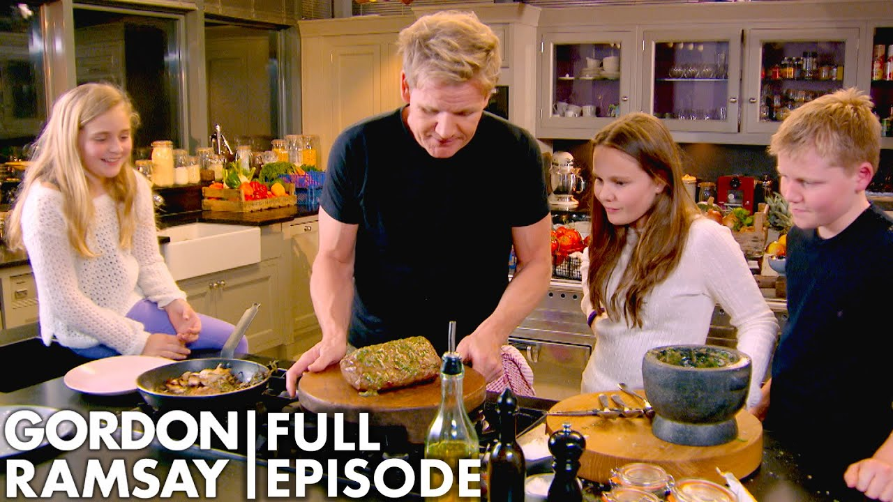 The Ultimate Guide To Cooking For Special Occasions   Home Cooking FULL EPISODE