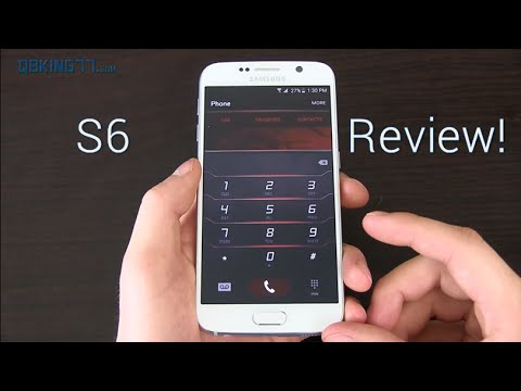 Samsung Galaxy S6 Review: A Step in the Right Direction - UCbR6jJpva9VIIAHTse4C3hw