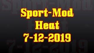 Sport-Mod Heat from 7-12-2019 Race @ Diamond Mountain Speedway