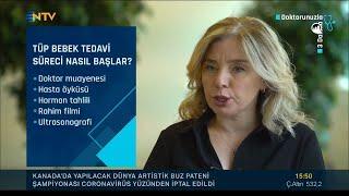 Op. Dr. Ebru Öztürk - Tüp bebek tedavisi süreci nasıl başlar? - NTV