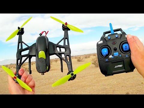 JJRC JJPRO X2 Cheap Brushless Sport Drone Flight Test Review - UC90A4JdsSoFm1Okfu0DHTuQ