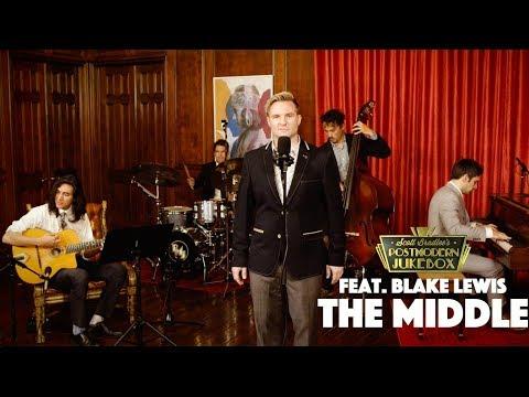 The Middle - Jimmy Eat World (Bobby Darin Style Cover) ft. Blake Lewis - UCORIeT1hk6tYBuntEXsguLg