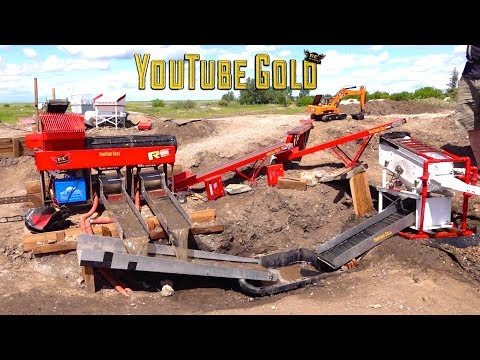YouTube GOLD - IS THIS A JOKE?  (s2 e12) Miniature Gold Mining    RC ADVENTURES - UCxcjVHL-2o3D6Q9esu05a1Q