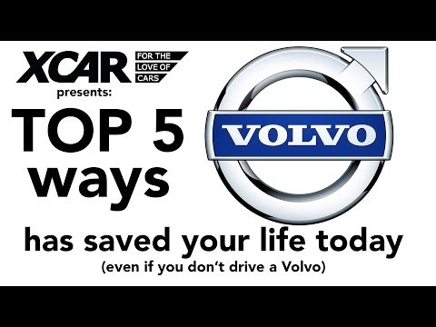 Top 5 ways Volvo Has Saved Your Life Today (even if you don't drive one) - XCAR - UCwuDqQjo53xnxWKRVfw_41w