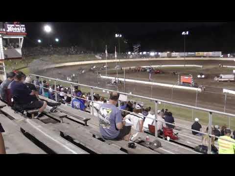 Skagit Speedway Dirt Cup Night #2 NW Focus Midgets June 25th, 2021 - dirt track racing video image