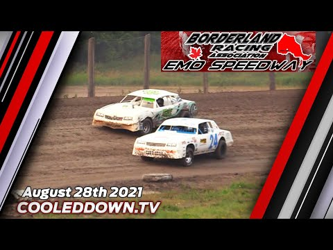 Saturday August 28th 2021, LIVE on PPV from Emo Speedway - dirt track racing video image