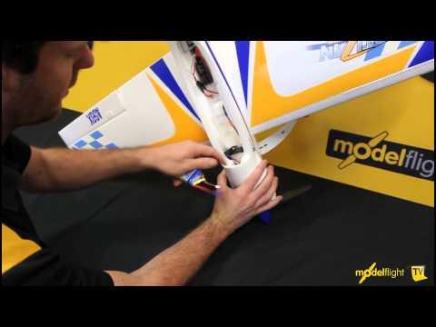 New ParkZone ArtiZan RC Plane Action Video - modelflight