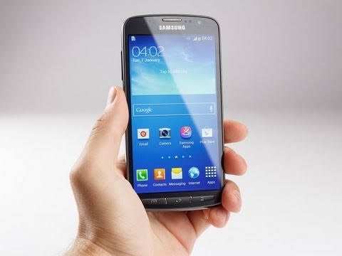 Samsung Galaxy S4 Active Review - default