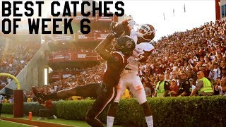 Best Catches of Week 6 | College Football Highlights 2017