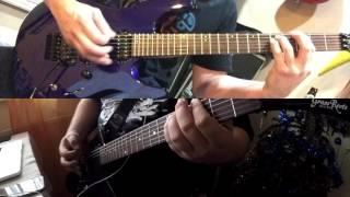 Devils Dance cover by Mark Murray and Marcel