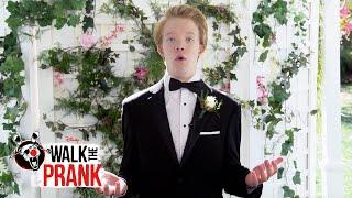 Wedding Fails! Pranks Compilation   Walk the Prank   Disney XD