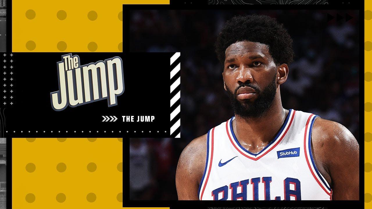 The Jump talks Joel Embiid's $196M extension with Philadelphia 76ers