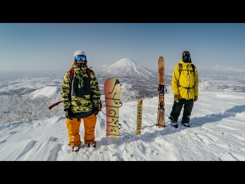 GoPro: Japan Snow - The Search for Perfection in 4K