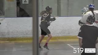 Minor Lacrosse (Intermediate Girls) - Centre Wellington Mohawks vs Guelph Regals