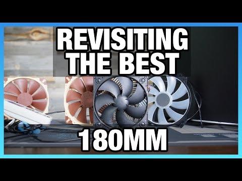 The Best Large Fan: SilverStone 180mm Air Penetrator Revisit - UChIs72whgZI9w6d6FhwGGHA