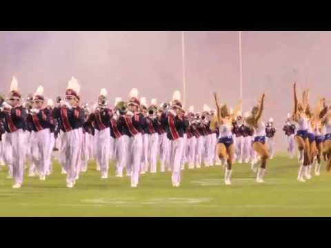 A Day In The Life: Auburn's Marching Band