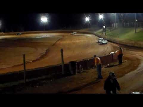 Ararat Thunder Raceway ( Pure Stock 4's) 9-24-21 - dirt track racing video image