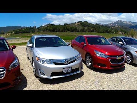 2014 Midsize Sedan Comparison - Kelley Blue Book - UCj9yUGuMVVdm2DqyvJPUeUQ