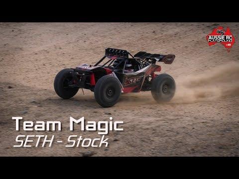 Team Magic Seth Desert Buggy first run - UCOfR0NE5V7IHhMABstt11kA