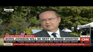 Nile Gardiner: Boris Johnson