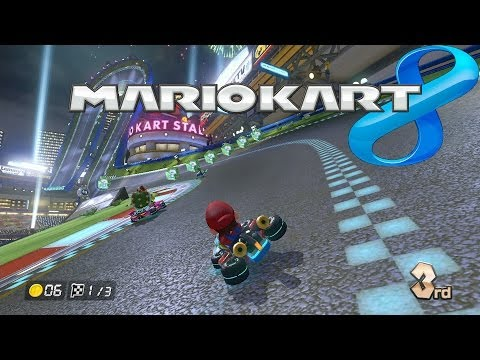 Mario Kart 8 - New Course and Vehicle Preview - UCbu2SsF-Or3Rsn3NxqODImw