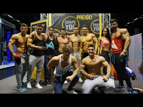 ShapeYOU Motivation FIBO2015/ Ryan Terry, Sergi Constance, Jeff Seid, Jaco de Bruyn - UC8jP2Cs0BzgX3j-mEgP_PIw