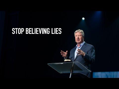 Robert Morris - Stop Believing Lies - 3 Steps to Victory
