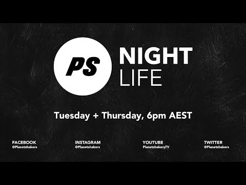 Planetshakers Night Life 6:00pm AEST  8-Oct-2020
