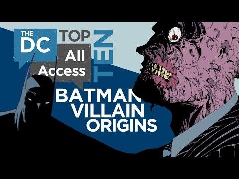 Top 10 Batman Villain Origins – DCAA - UCiifkYAs_bq1pt_zbNAzYGg