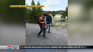 Jail time for man who walked off Grand Prismatic boardwalk in Yellowstone